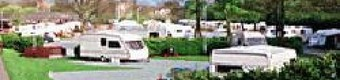 Picture of Rowntree Park Caravan Club Site, North Yorkshire