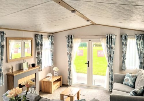 Photo of Holiday Home/Static caravan: 2021 Carnaby Silverdale