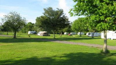 Picture of Phippins Farm Caravan Club C L, Somerset, South West England - Nice landscape surrounding the site