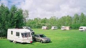 Picture of Gowerton Caravan Club Site, Glamorgan