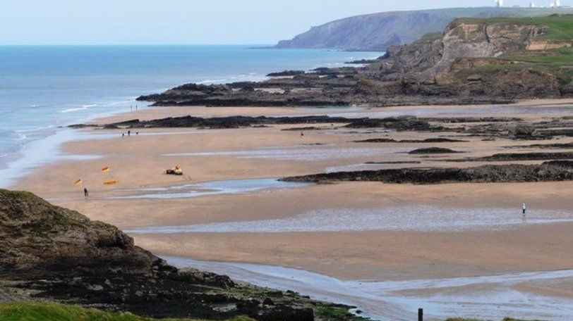 Summerleaze Beach, Bude (© © Copyright Tom Jolliffe (http://www.geograph.org.uk/profile/12147) and licensed for reuse (http://www.geograph.org.uk/reuse.php?id=1304592) under this Creative Commons Licence (https://creativecommons.org/licenses/by-sa/2.0/).)