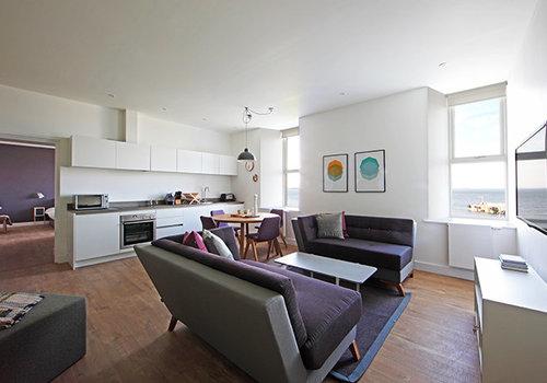 Photo of Holiday Home/Static caravan: 1 Bedroom Luxury Apartment