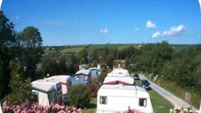 Picture of Tudor Glen Caravan Park, Pembrokeshire, Wales