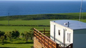Wester Bonnyton Farm Holiday in Aberdeenshire - Enjoy onsite views of the beautiful Aberdeenshire coast