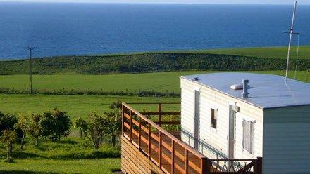 Wester Bonnyton Farm Holiday in Aberdeenshire - Enjoy onsite views of the beautiful Aberdeenshire coast