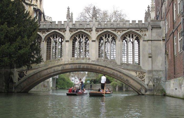 Cambridge backs bridge of sighs