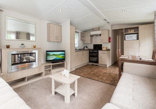 Photo of Holiday Home/Static caravan: 2 Bed Gold Accessible Caravan