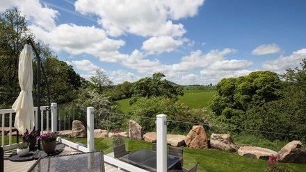 Holidays in Lancashire - Shireburne Park, Clitheroe