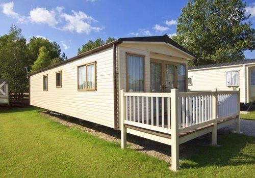 Photo of Holiday Home/Static caravan: Superior 3-Bed Pet-Friendly Caravan