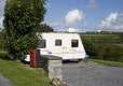 Wonderful touring caravan pitches