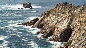 Bretagne Finistere PointeduRaz (© By S.Möller (Selbst fotografiertes Bild) [Public domain], via Wikimedia Commons)