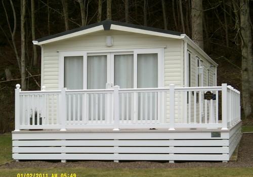 Photo of Holiday Home/Static caravan: Carnaby Caravans Limited Rosedale