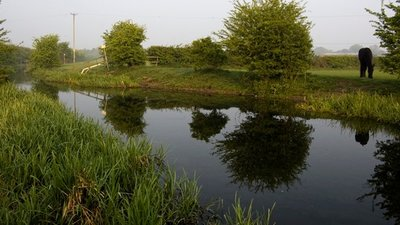 Driffield Navigation near the caravan site (© © Copyright Paul Harrop (https://www.geograph.org.uk/profile/13364) and licensed for reuse (http://www.geograph.org.uk/reuse.php?id=2371739) under this Creative Commons Licence (https://creativecommons.org/licenses/by-sa/2.0/).)