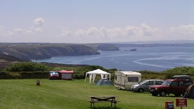 Picture of Beacon Cottage Farm Touring Park, Cornwall