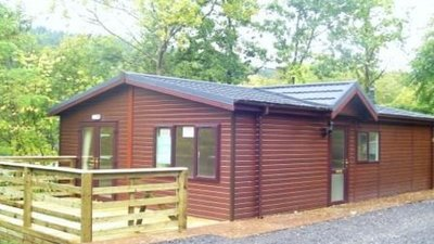 Picture of High Close Holiday Home Park, Cumbria, North of England - A chalet in  High Close Holiday Home Park