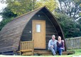 Wigwams - perfect for a family or romantic break