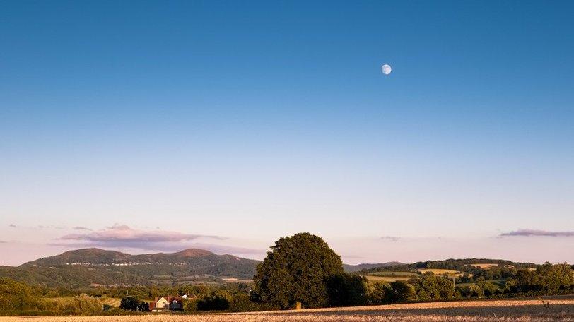 Holidays in Worcestershire - Malvern View, Bromyard