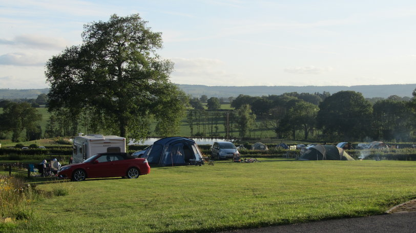 Woodside Country Park Holiday in Herefordshire - Enjoy stunning views of the Herefordshire countryside
