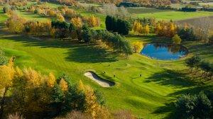 Lincolnshire golf holidays - Mature parkland golf course
