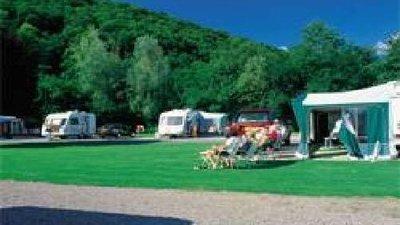 Picture of Exmoor House Caravan Club Site, Somerset