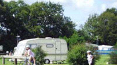 Picture of Woolsbridge Manor Farm Caravan Park, Dorset, South West England