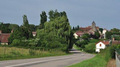 COULEUVRE, Allier Pays de Tronçais (© By Gérard JOYON (Own work) [CC BY 3.0 (http://creativecommons.org/licenses/by/3.0)], via Wikimedia Commons (original photo: https://commons.wikimedia.org/wiki/File:COULEUVRE,_Allier_Pays_deTron%C3%A7ais.jpg))