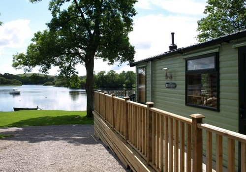 Photo of Holiday Home/Static caravan: Swift Moselle