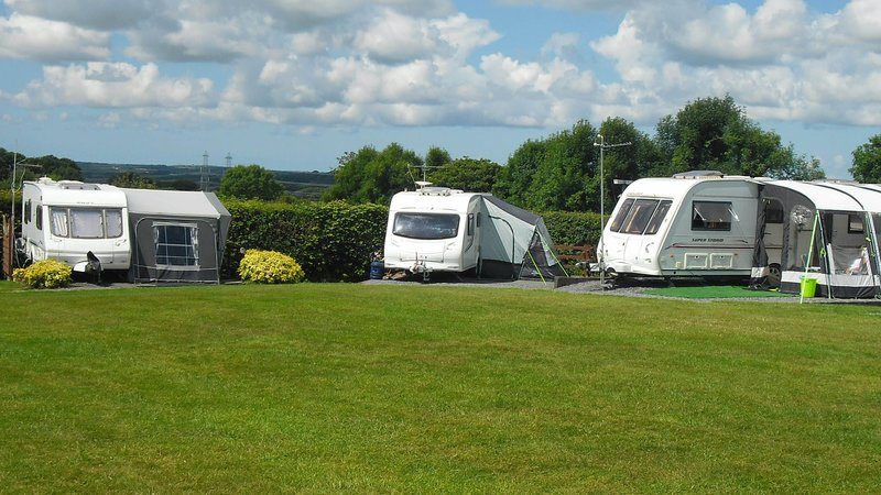 Stone Pitt Holiday Park on Caravan Sitefinder - Visit Wales on your caravan holidays and pitch at Stone Pitt