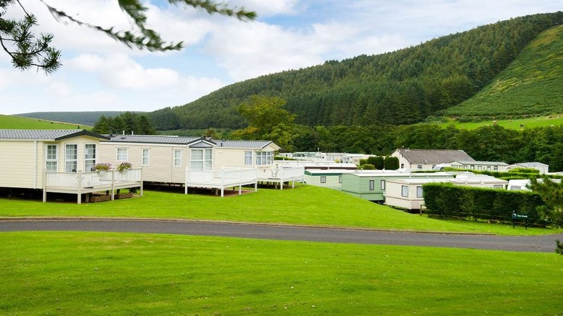 Scotland holiday homes - Cockburnspath Holiday Park