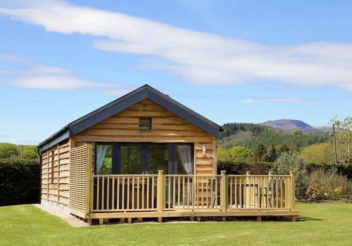 Photo of Lodge: Montana Lodge with Hot Tub