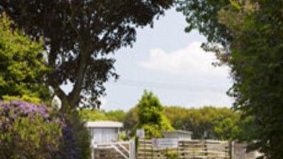 Picture of Lane End Farm Caravan Site, West Sussex, South East England - Photo of the view of Lane End Farm Caravan Site