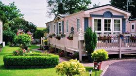 Holiday homes at the park