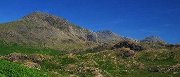 The National Three Peaks: A Guide to Snowdon, Scafell Pike and Ben Nevis - Scafell Pike