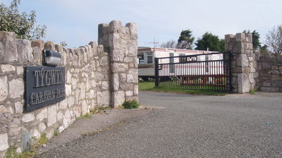 Picture of Ty Gwyn Caravan Park, Conwy, Wales