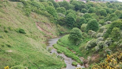 Scalby Beck (Sea Cut)  (© © Copyright N Chadwick (https://www.geograph.org.uk/profile/3101) and licensed for reuse (http://www.geograph.org.uk/reuse.php?id=1898464) under this Creative Commons Licence (https://creativecommons.org/licenses/by-sa/2.0/).)