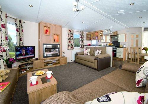Photo of Holiday Home/Static caravan: Luxury 3-Bed Pet Friendly Caravan