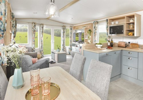 Photo of Holiday Home/Static caravan: New 2-Bed ABI Roecliffe