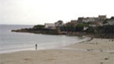 St Keverne Village Campsite's surroundings - Nice coastline near to St Keverne Village Campsite