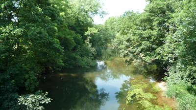 The River Teme (Little Hereford)  (© © Copyright Fabian Musto (https://www.geograph.org.uk/profile/125723) and licensed for reuse (https://www.geograph.org.uk/reuse.php?id=5849745) under this Creative Commons Licence (https://creativecommons.org/licenses/by-sa/2.0/).)