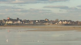 Baie de Somme at Le Crotoy (© © Raimond Spekking / , via Wikimedia Commons (original photo: https://commons.wikimedia.org/wiki/File:Baie_de_Somme_at_Le_Crotoy-3168-70.jpg))