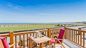 Holidays in Wales - The Beach Caravan Park