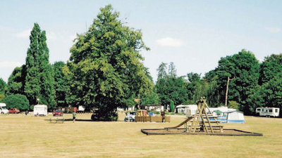 Picture of Theobalds Park Camping and Caravanning Club Site, Hertfordshire