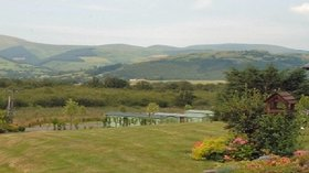 Picture of Morben Isaf Holiday Home and Touring Park, Powys
