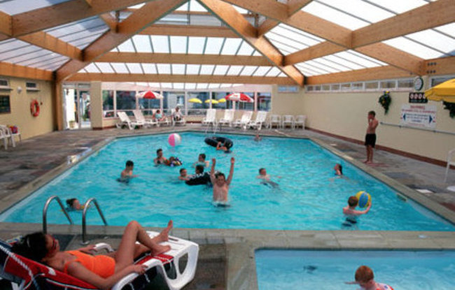 Picture of swimming pool at Whitsand Bay Holiday Park Ltd, Cornwall