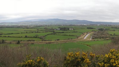 County Waterford Countryside (© By Jorge1767 [Public domain], from Wikimedia Commons)