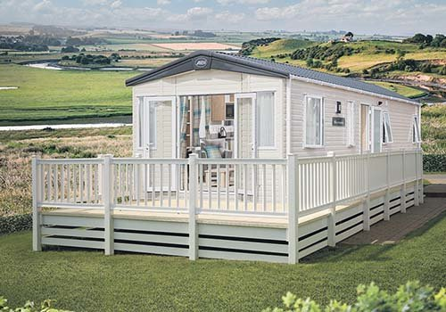 Photo of Holiday Home/Static caravan: ABI Blenheim
