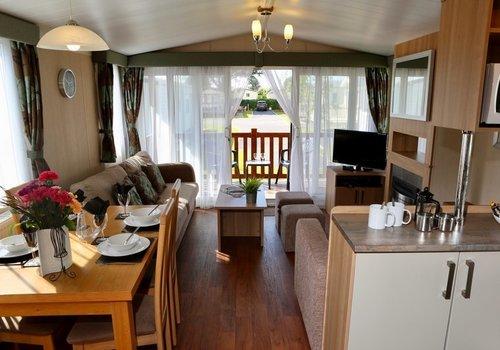 Photo of Holiday Home/Static caravan: Gold, Newer Model, 2 Bed Caravan