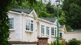 Fully Residential Park Home Development - Southwaite Green Mill Country Park