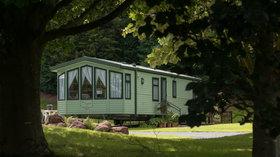 Bow House Static Holiday Homes (© @MorrisLeisure)