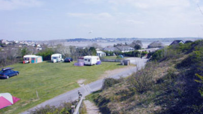 Picture of Dennis Cove Camping Ltd, Cornwall, South West England